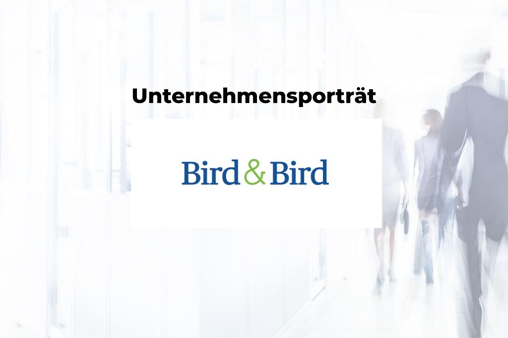 Unternehmensporträt: Bird & Bird LLP