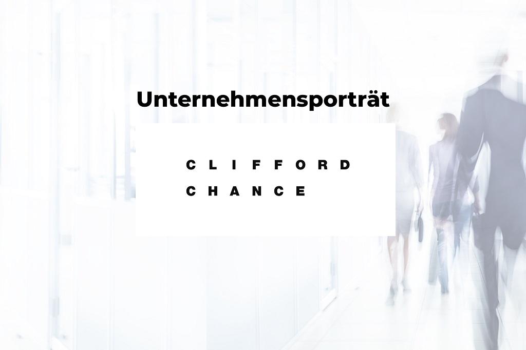 Unternehmensporträt: Clifford Chance Partnerschaft mbB