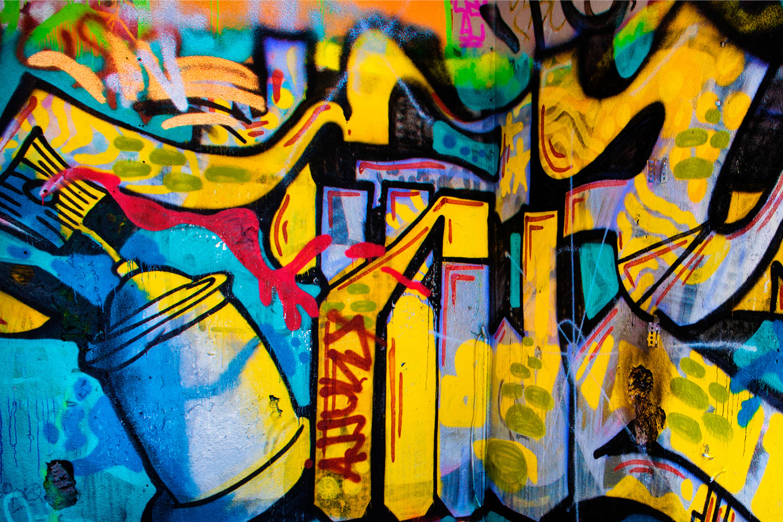 Strafrecht: Graffiti Tags – Welche Strafen drohen Sprayern?