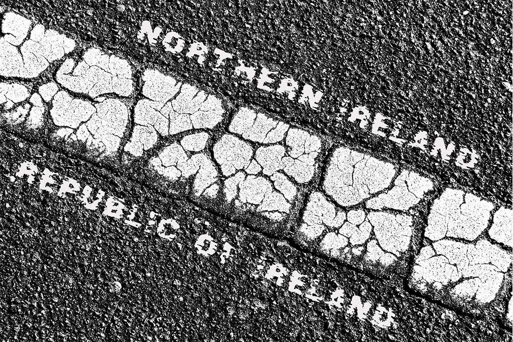 Die Geschichte der irischen Teilung   Die Historie des Nordirlandkonflikts